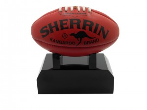 AFL Football Stand