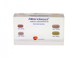 Avandamet Tablets POS