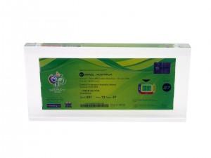 Brazil-Australia Soccer Ticket