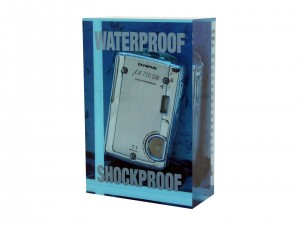 Olympus Waterproof-Shockproof camera